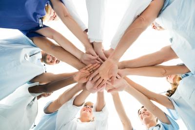 group of nurses